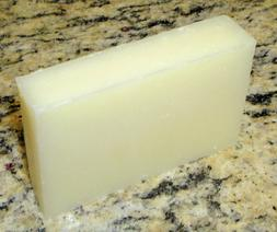 8 bars  pure, simple, all-natural and unscented homemade han