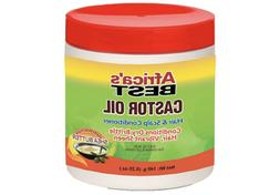 Africa's Best Castor Oil Hair and Scalp Conditioner, 5.25 Ou