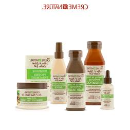 Creme of Nature Aloe & Black Castor Oil Collection