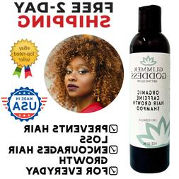 Anti Hair Loss Shampoo For Natural Fast Regrowth Treatment G