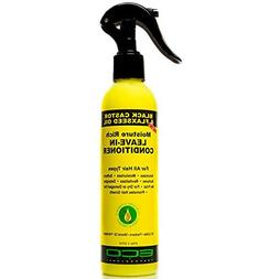 Eco Style Black Castor & Flaxseed Oil Moisture Rich Leave In