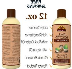Black Jamaican Castor Oil Shampoo | For All Hair Types & Tex