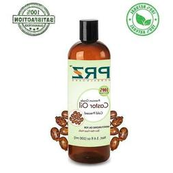 Body Massage Castor Cold Pressed Carrier Oil Pure Natural Oi