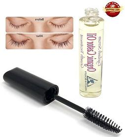 CASTOR OIL ORGANIC GROWS EYELASH SERUM HEXANE FREE BROW TREA