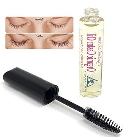 Castor Oil Organic Stimulate Eyelash Growth Serum by H&B OIL
