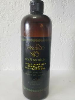 FHA Naturally Pure Cold Pressed Moroccan Castor Oil for Hair