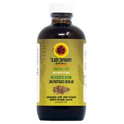 Tropic Isle Jamaican Black Castor Oil 4oz and Coconut Oil 4o