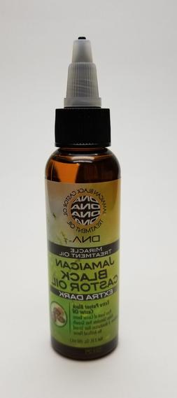 DNA | Jamaican Black Castor Oil - Extra Dark - Miracle Treat