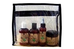 Jamaican Black Castor Oil Hair Growth & Maintenance Kit )