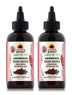 Tropic Isle Living Jamaican Strong Roots Red Pimento Hair Gr