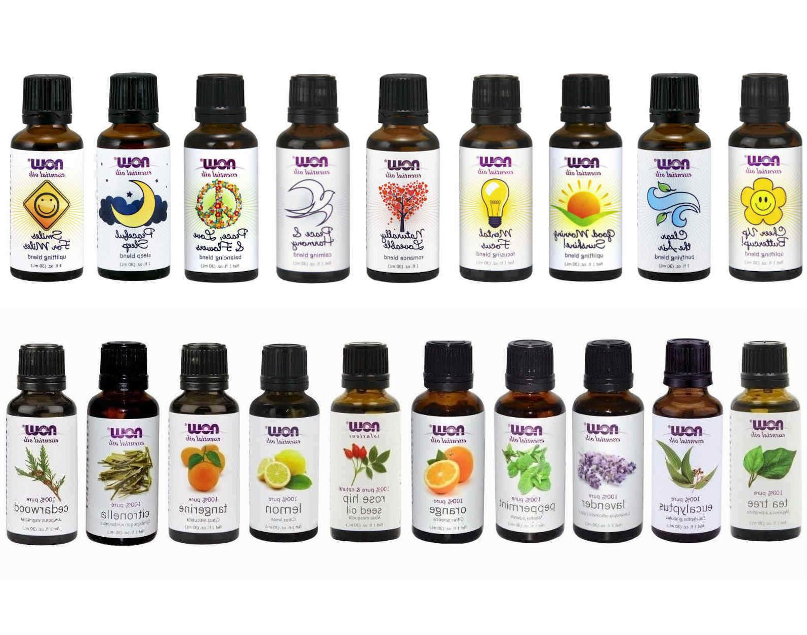 1 oz essential oils and oil blends