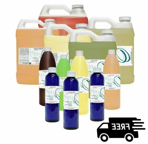 100 percent pure organic carrier oil 8
