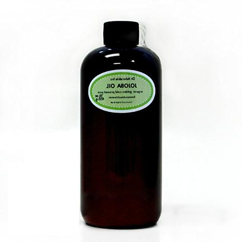 Jojoba Oil Golden Organic,16 Oz
