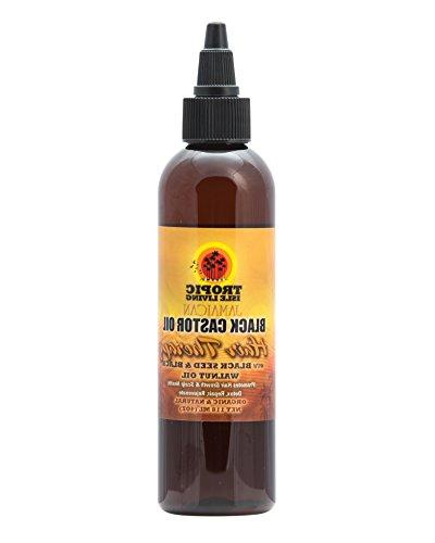 Tropic Isle Living Jamaican Black Castor Oil Hair Therapy wi