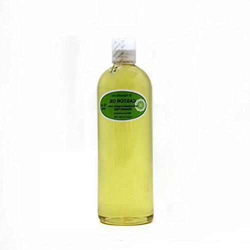 castor oil organic cold pressed