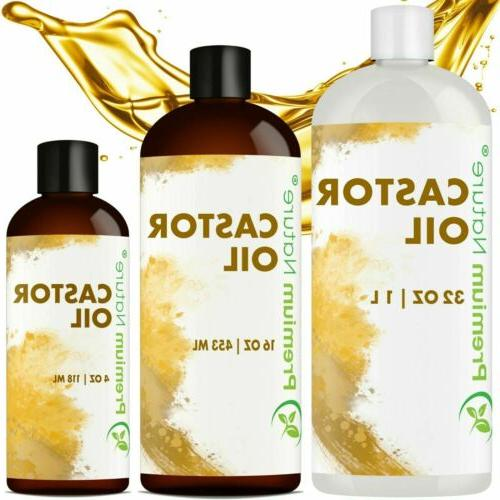 castor oil pure for body and face
