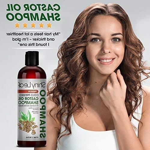 Castor Premium Growth with Pressed Oil, Hair Types, Hair, Hair Soft Smooth,