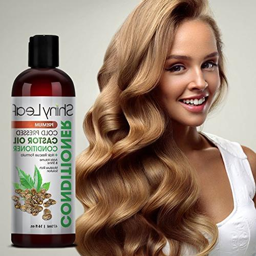 Cold Pressed Conditioner Regrowth Conditioner with All Types, Hair, Keeps Hair Soft oz