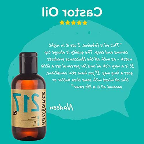 Naissance Cold Pressed Oil fl Natural, GMO - and Moisturizes and Eyelashes