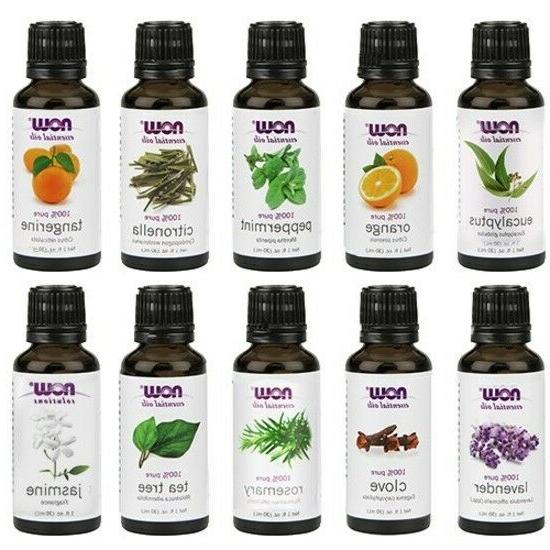 essential oils 10 oil variety