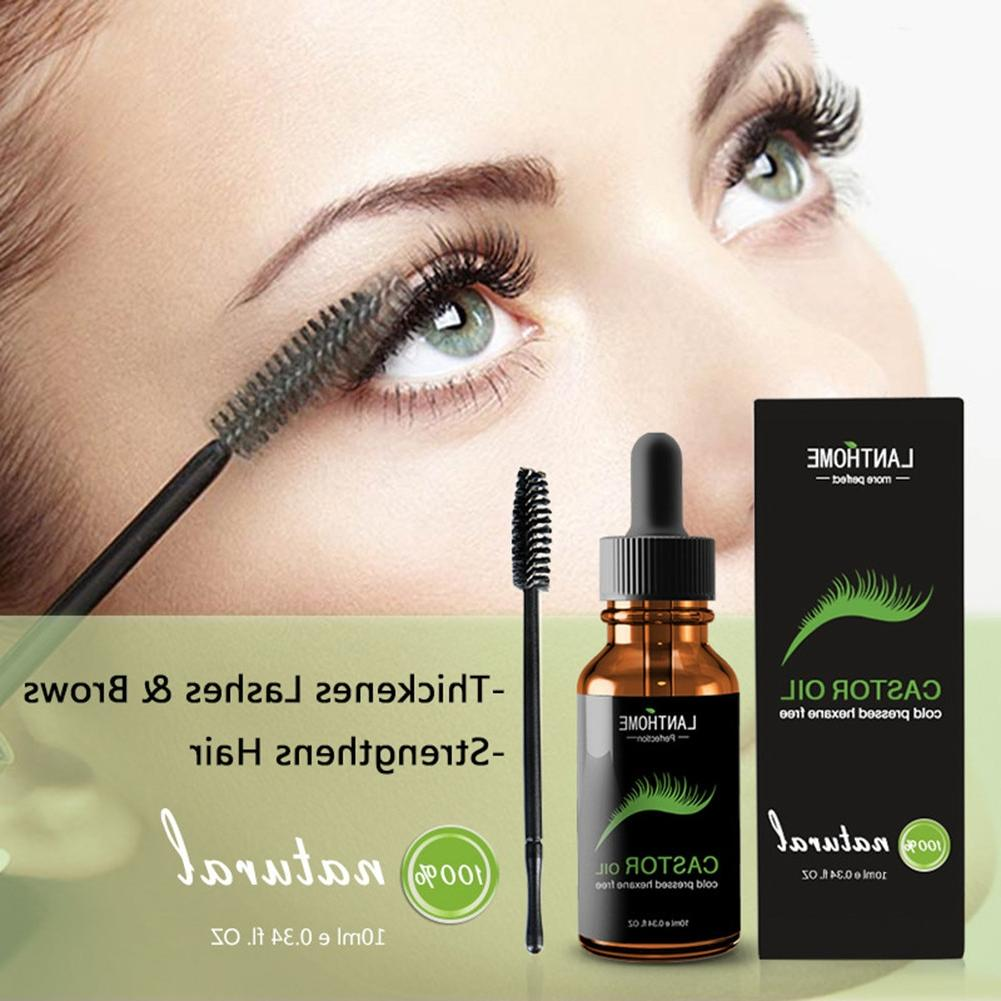 Eyelash Essential Nourish Hair Essential Natural <font><b>Castor</b></font> <font><b>Oil</b></font> Prevent Skin Essential