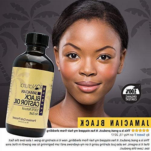 Jamaican Castor for Growth Skin Conditioning Cold-Pressed