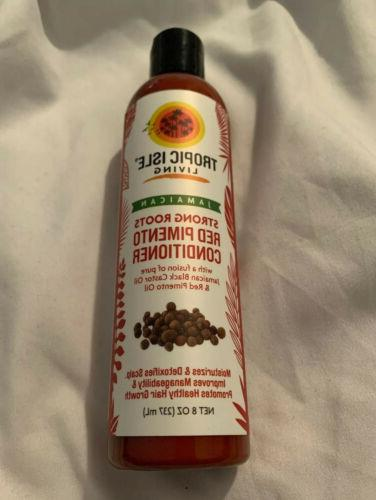 jamaican strong roots red pimento conditioner 8
