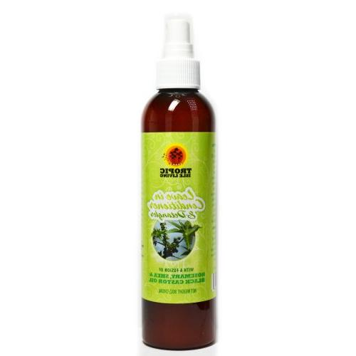 living leave conditioner detangler