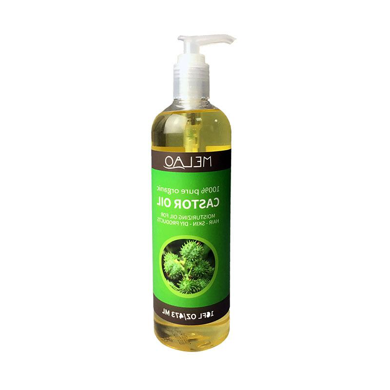 New <font><b>Oil</b></font> Natural 473ml Cold Pressed Hydrating Care Beauty Drop