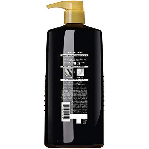 L'Oréal Total Repair 5 Repairing for Damaged with and for Strong, Silky, Shiny, Healthy, 28