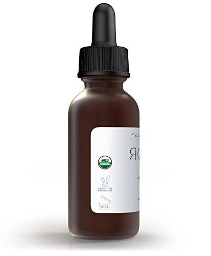 Organic 2oz Pure - Cold Pressed USDA Free - For Skin, & Nails Kit by Foxbrim