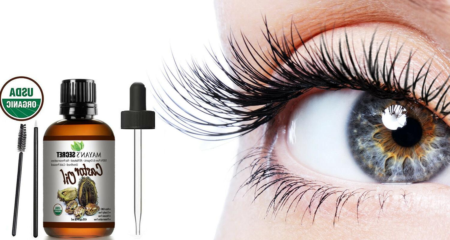 Oil for Eyelashes,