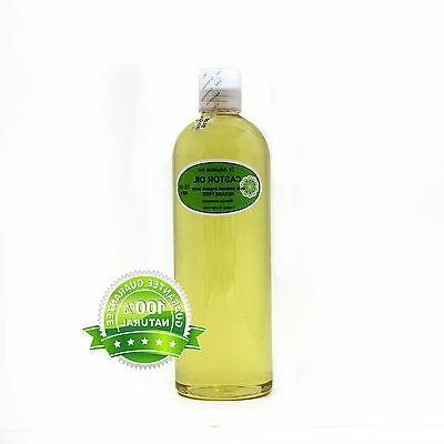 Pure Castor Oil Dr.Adorable 2 4 oz oz up to shipping