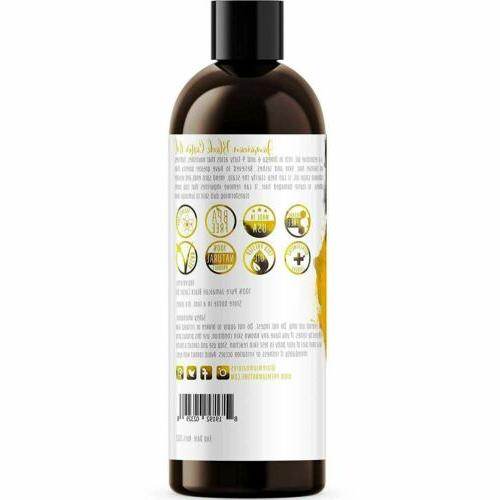 Pure Jamaican Black Castor Oil For Hair 8 oz to gal