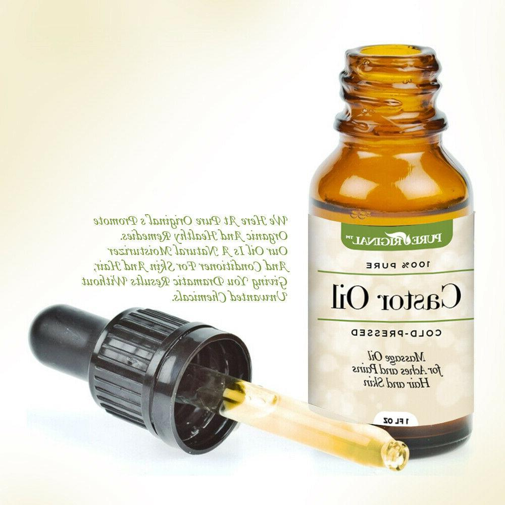 Pure Original Organic Eye Dropper;