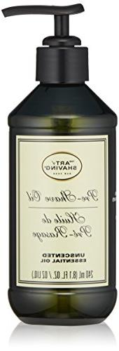 Pre-Shave Oil, The Art Of Shaving, 8 oz Unscented