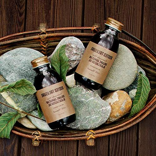 Organic Castor Oil 4oz: Traditionally Directly In No Salt Added-Promotes Hair Growth, With Eczema And Much More.