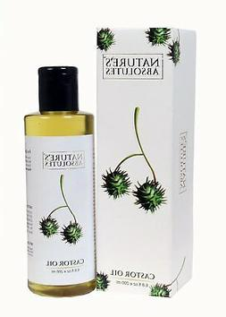 Nature's Absolutes Cold Pressed Castor Oil For Hair & Skin C