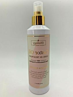 NEW OLIOLOGY 100% PURE CASTOR OIL LEAVE IN TREATMENT RENEW R