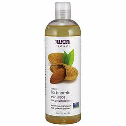 NOW Solutions, Sweet Almond Oil, 100% Pure Moisturizing 16 F