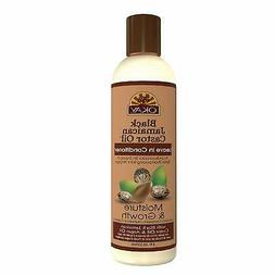 OKAY | Black Jamaican Castor Oil Leave In Conditioner | All