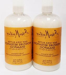 Shea Moisture raw Shea Butter Moisture Retention Shampoo w/