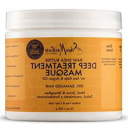 SheaMoisture Raw Shea Butter Deep Treatment Masque, 16 oz