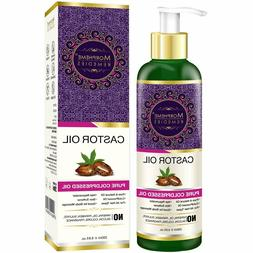Morpheme Remedies Pure Cold Pressed Castor Oil For Hair & Sk