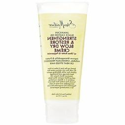 Shea Moisture Strengthen and Restore Blow Dry Creme
