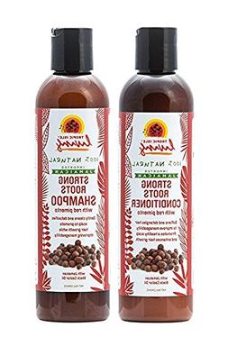 Tropic Isle Living Strong Roots Shampoo 8oz - Conditoner 8oz